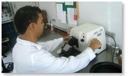 Microtomia na Diagcel